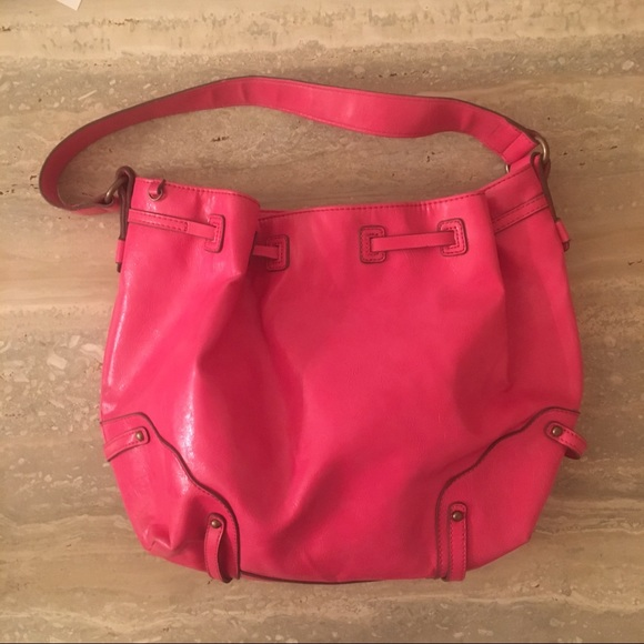 Jessica Simpson Handbags - Jessica Simpson Barbie Pink Shoulder Bag